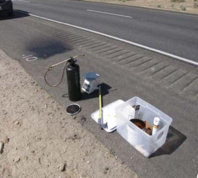 Medium spray kit